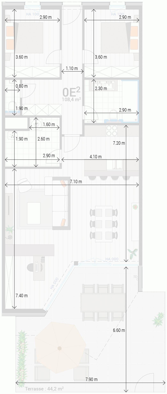 Wohnung 0E